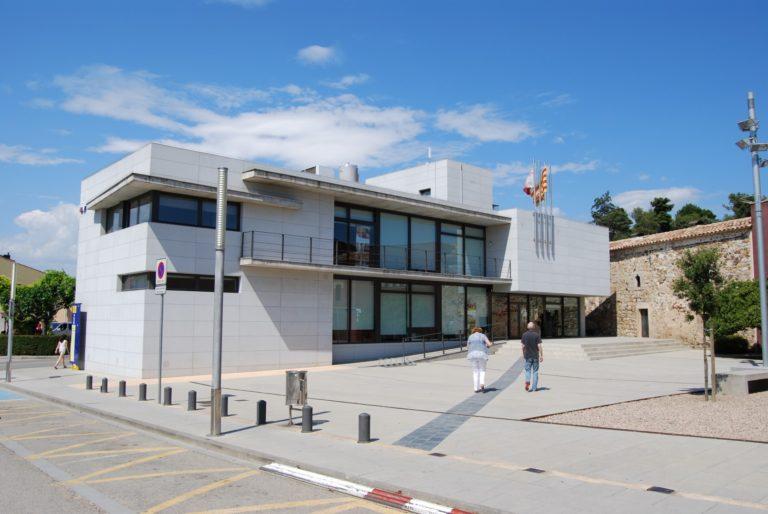 Ayuntamiento de Caldes de Malavella